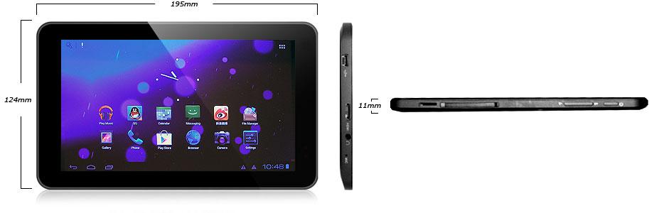 Prezentare tableta PNI HD01